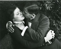Lovers, Budapest, 1915