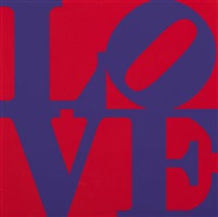 Robert Indiana by Weinhardt Carl J Jr