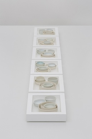 Edmund de Waal, I know all these, 2009