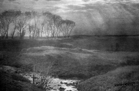 Alfred Horsley Hinton dans Photographie: Grands Photographes