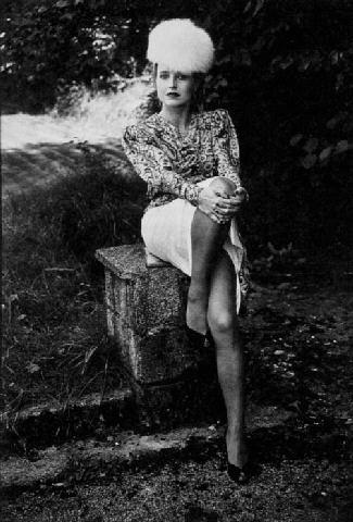 Hanna Schygulla  dans Portraits