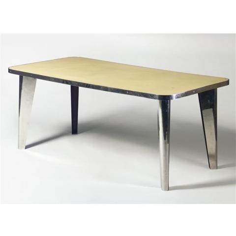 René Herbst, A unique table from the apartment of René Herbst, Paris