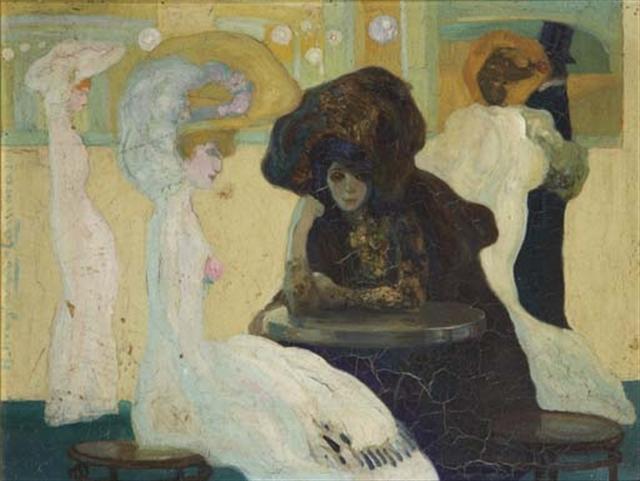 Hermenegildo Anglada Camarasa - Peintre dans Peinture