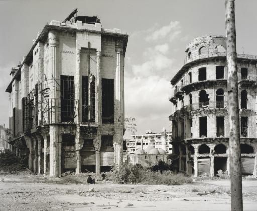Gabriele Basilico, Rue Dakar, Beirut