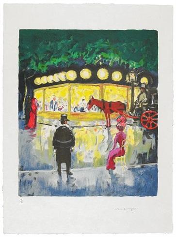 凡 东根Kees Van Dongen(荷兰1877-1968)作品集1 - 刘懿工作室 - 刘懿工作室 YI LIU STUDIO