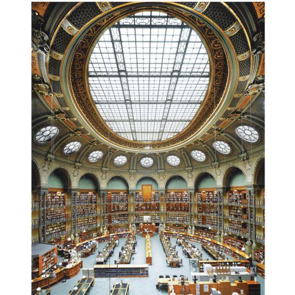 Temples du Savoir - Ahmet Ertug - BNF ( site François Mitterrand ) - Paris dans EXPOSITIONS
